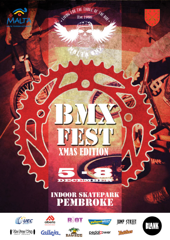 BMX Fest Xmas Edition – International Park Compeition