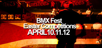 #bmxfest Easter Edition Update – Skate Competition