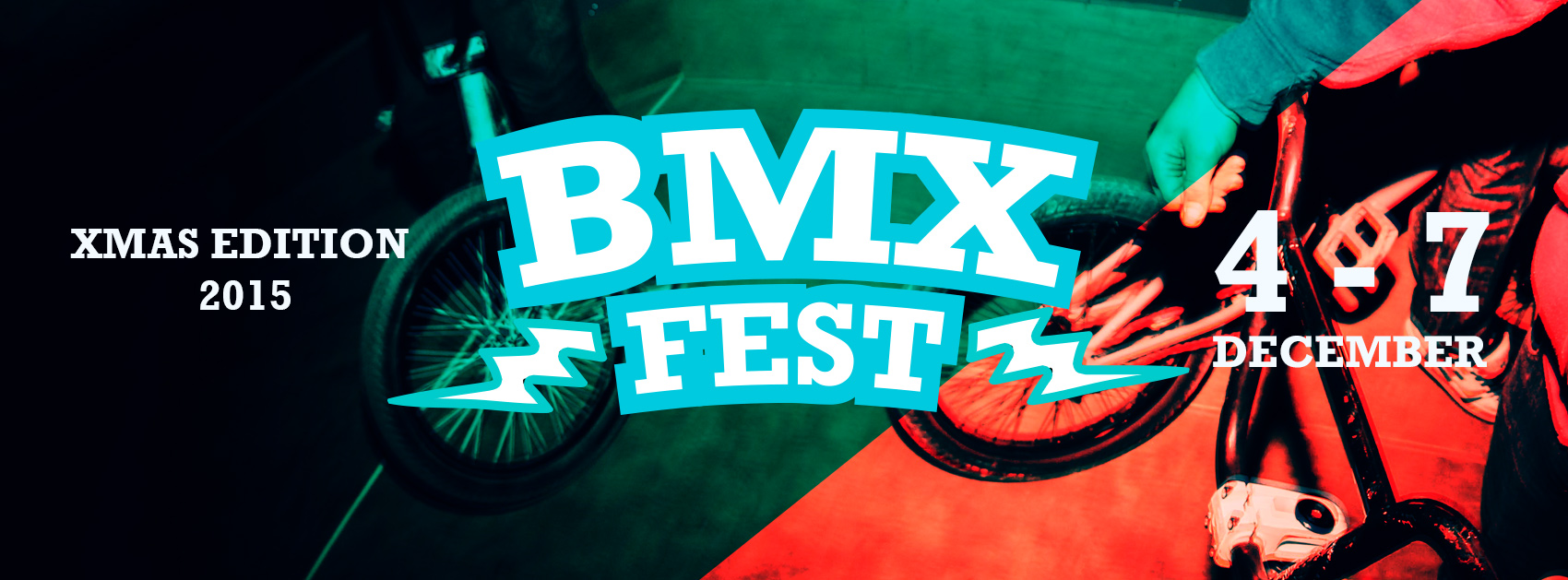 BMX Fest – Xmas Edition 2015 Photos