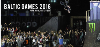 2016 Baltic Games: Park Highlights Video