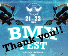 Successful BMX Fest – Easter Edition 2017. Thank you!