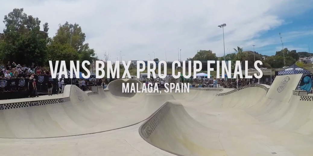Vans BMX Pro Cup: Malaga – Final Highlights