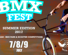 BMX Fest day 1 was awesome!