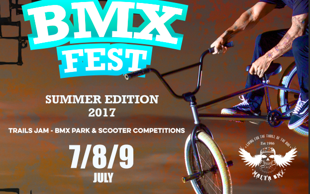 BMX Fest Awesomeness Starts Today!!