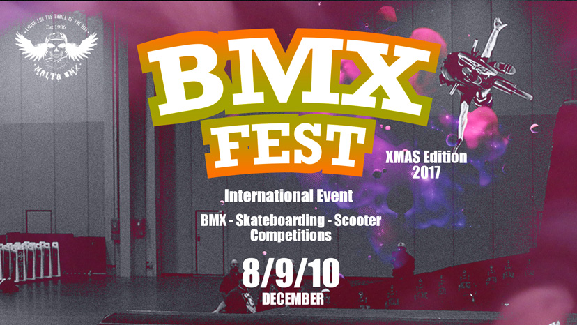 BMX and Skateboarding School today! BMX Fest – Xmas Event Released!