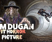 "Tom Dugan's ""Fit Horror Picture"" Section 