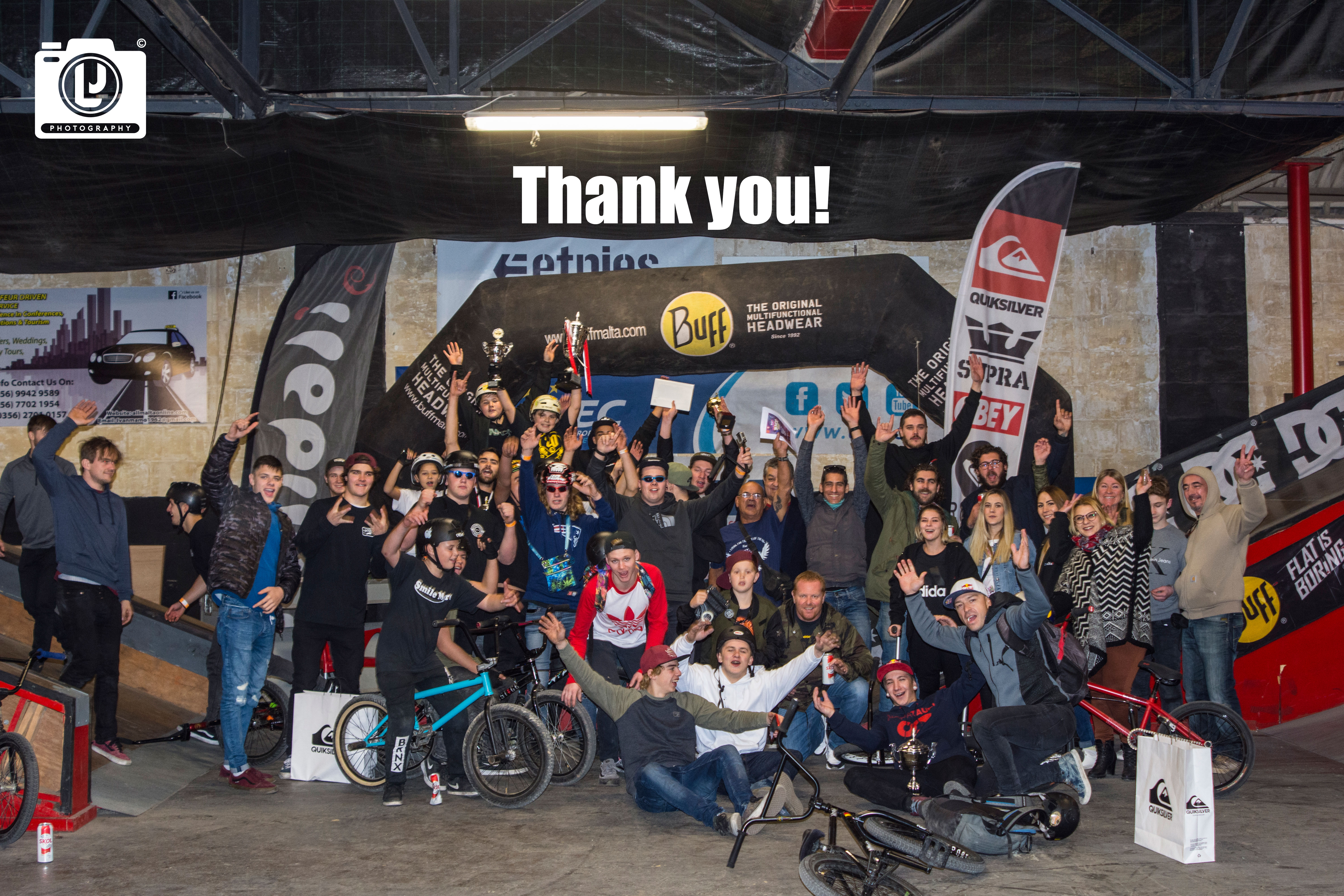 BMX FEST – Xmas 2017 Success! Thank you all!