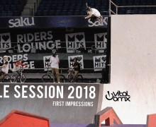 BMX School and Racing This weekend! Simple Session Live on Sunday at Indoor!