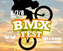 BMX Fest – Easter Edition Dates Released! BMX School and Racing this weekend