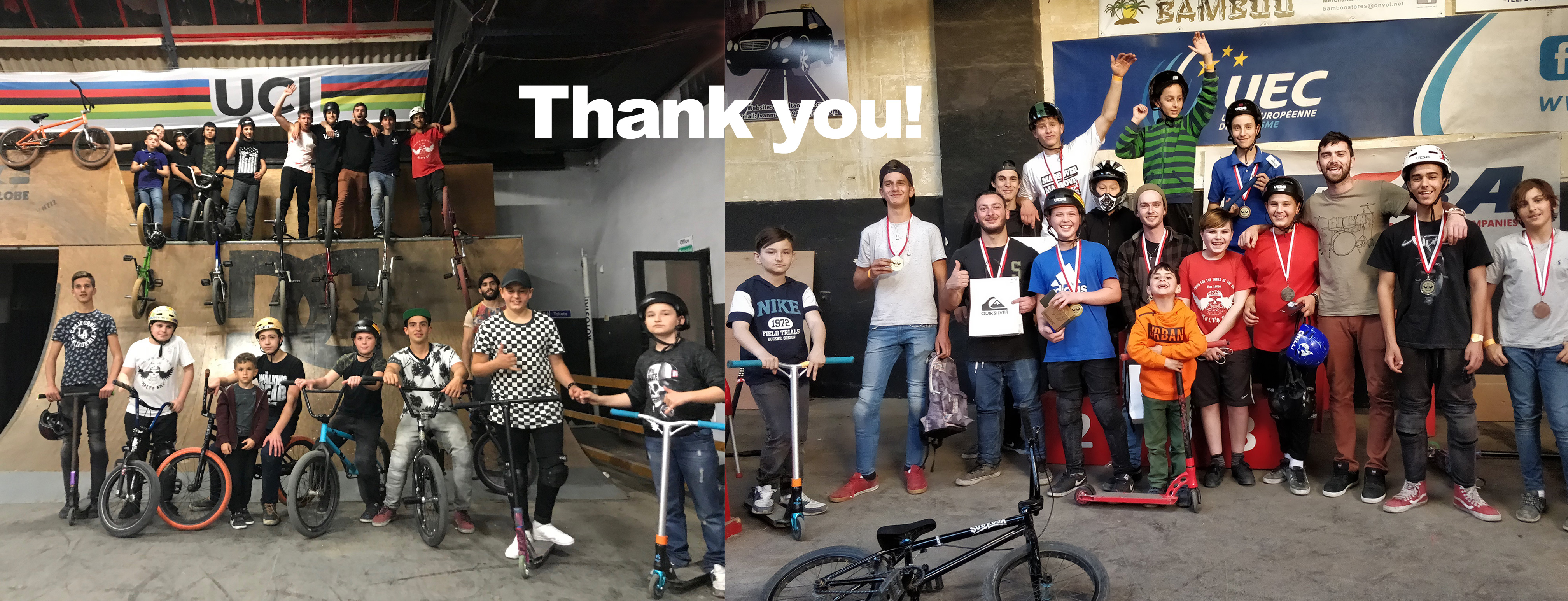 BMX Fest – Easter Edition 2018 a great success! Thank you!