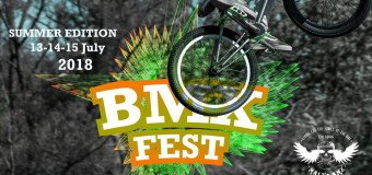 No BMX School this weekend to Prepartations of BMX Fest This weekend!