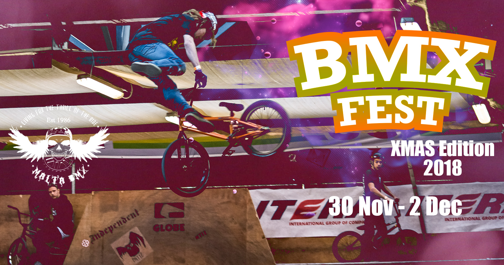BMX Fest -Xmas Edition. All the info you need!