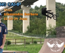BMX School Today, Training camp this weekend!