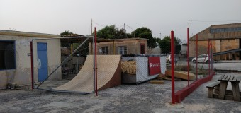Foam Pit Opening during BMX Fest!