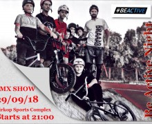 Upcoming BMX Shows