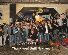 BMX Fest A Massive Success!! Thank you!! BMX School to resume 15th Dec