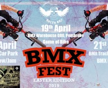 BMX Fest – Easter Edition 2019 Update