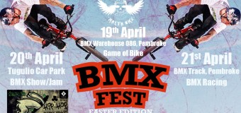 BMX Fest – Easter Edition 2019 Schedule